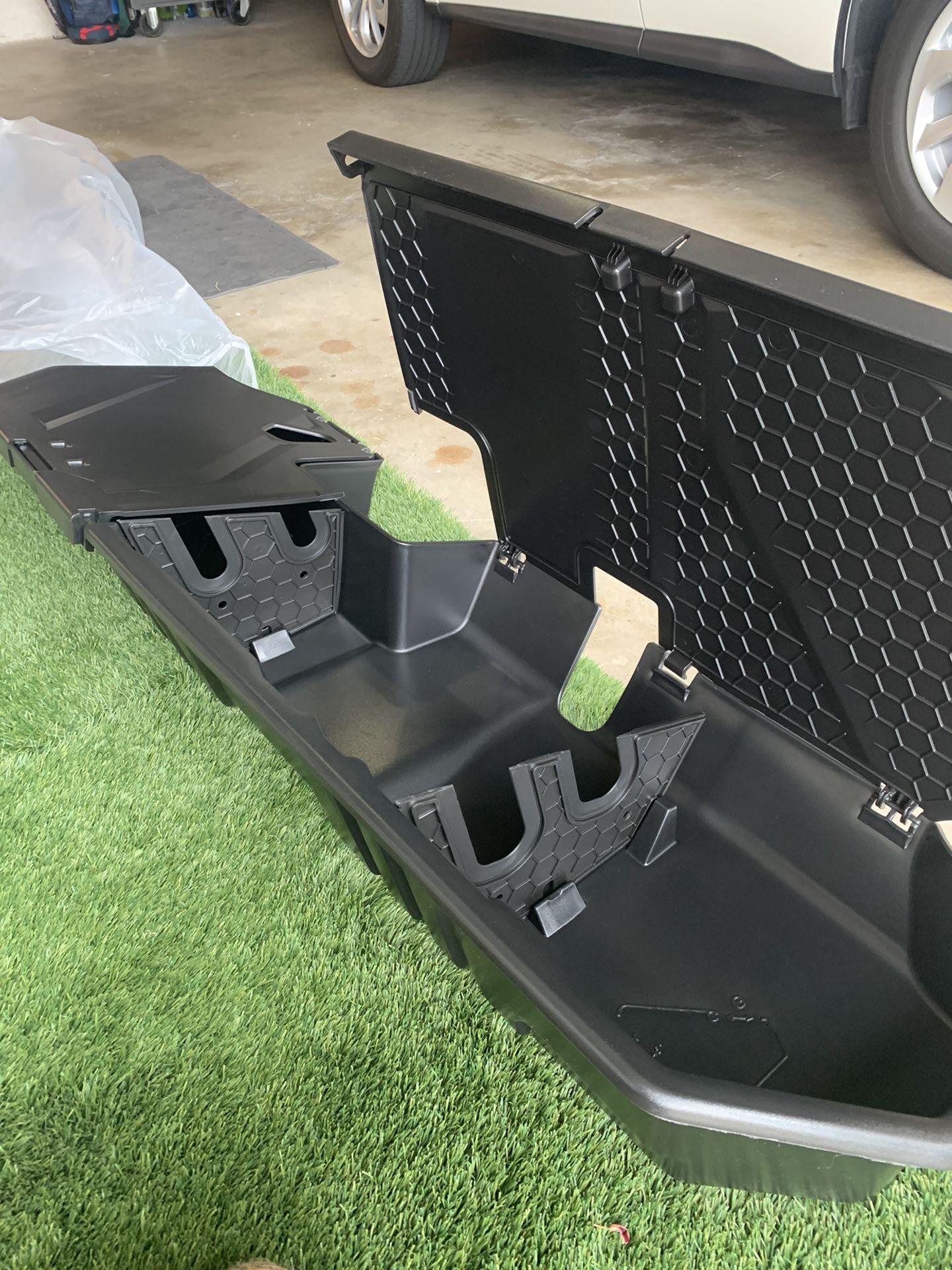 Silverado Floor Mats & Storage 2019-21