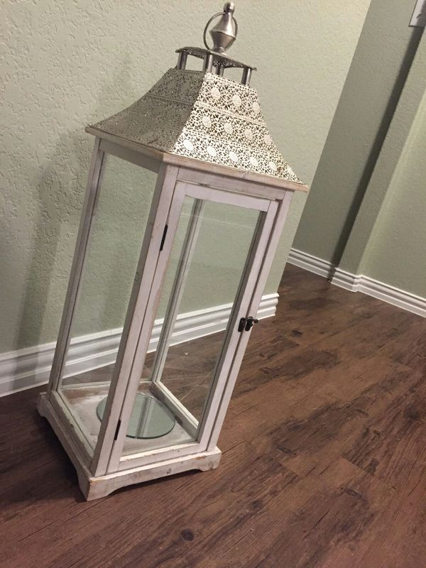 Large Decorative Lanterns For Sale In Dallas Tx Offerup
