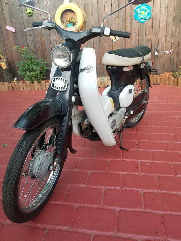 1965 honda cub50