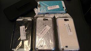 Samsung Galaxy note 2 cases with holster for Sale in Glen Allen, VA