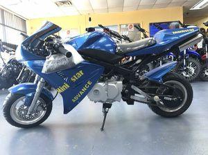 Pocket bike 110cc on huge sale for Sale in Dallas, TX