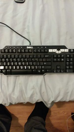 Dell Mechanical Keyboard for Sale in Council Bluffs, IA