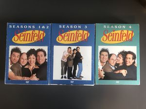 Seinfeld DVD's for Sale in Mebane, NC