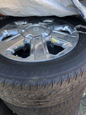 Photo 2015 Toyota Tundra limited wheel and rim
