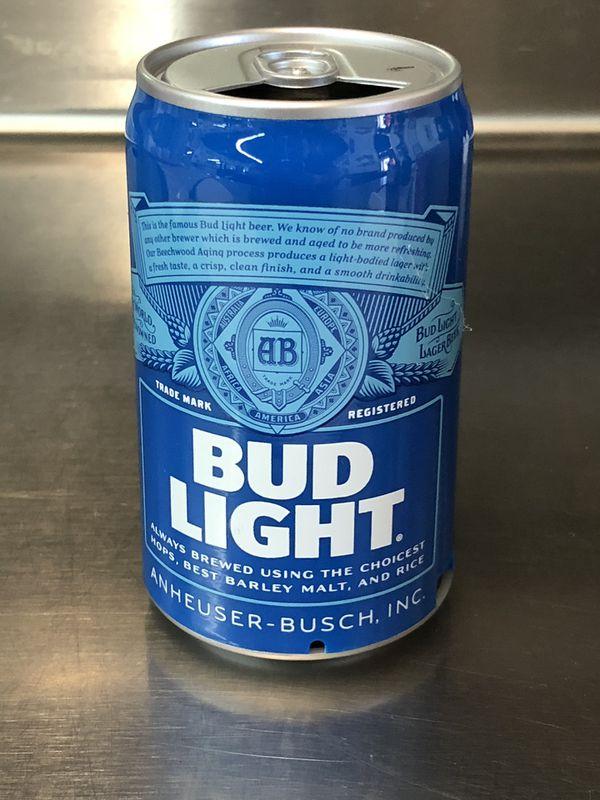 Bud Light Bottle Speaker - Image Collections Bottle