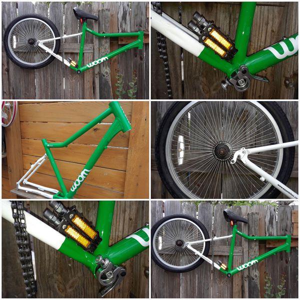 Woon Bmx Bike Frame For Sale In Austin Tx Offerup