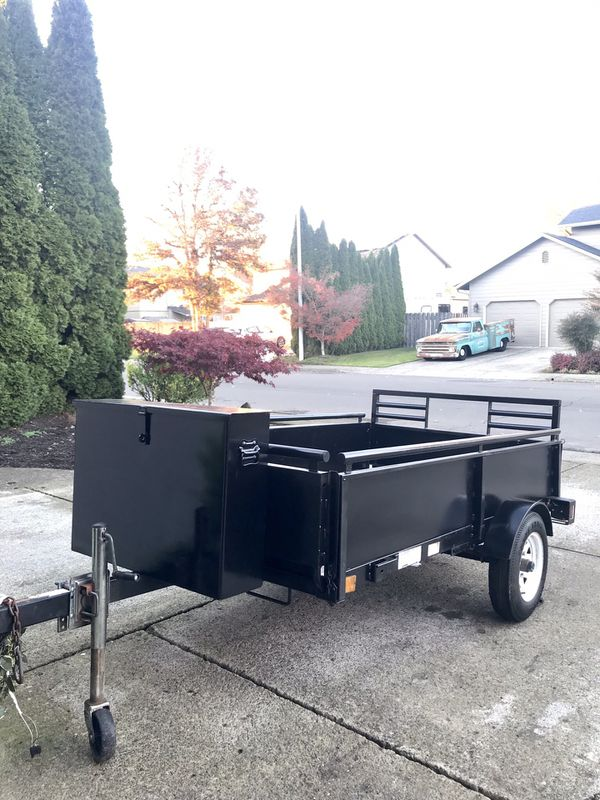 Utility Trailer For Sale In Vancouver Wa Offerup