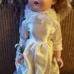 Vintage Doll Thumbnail