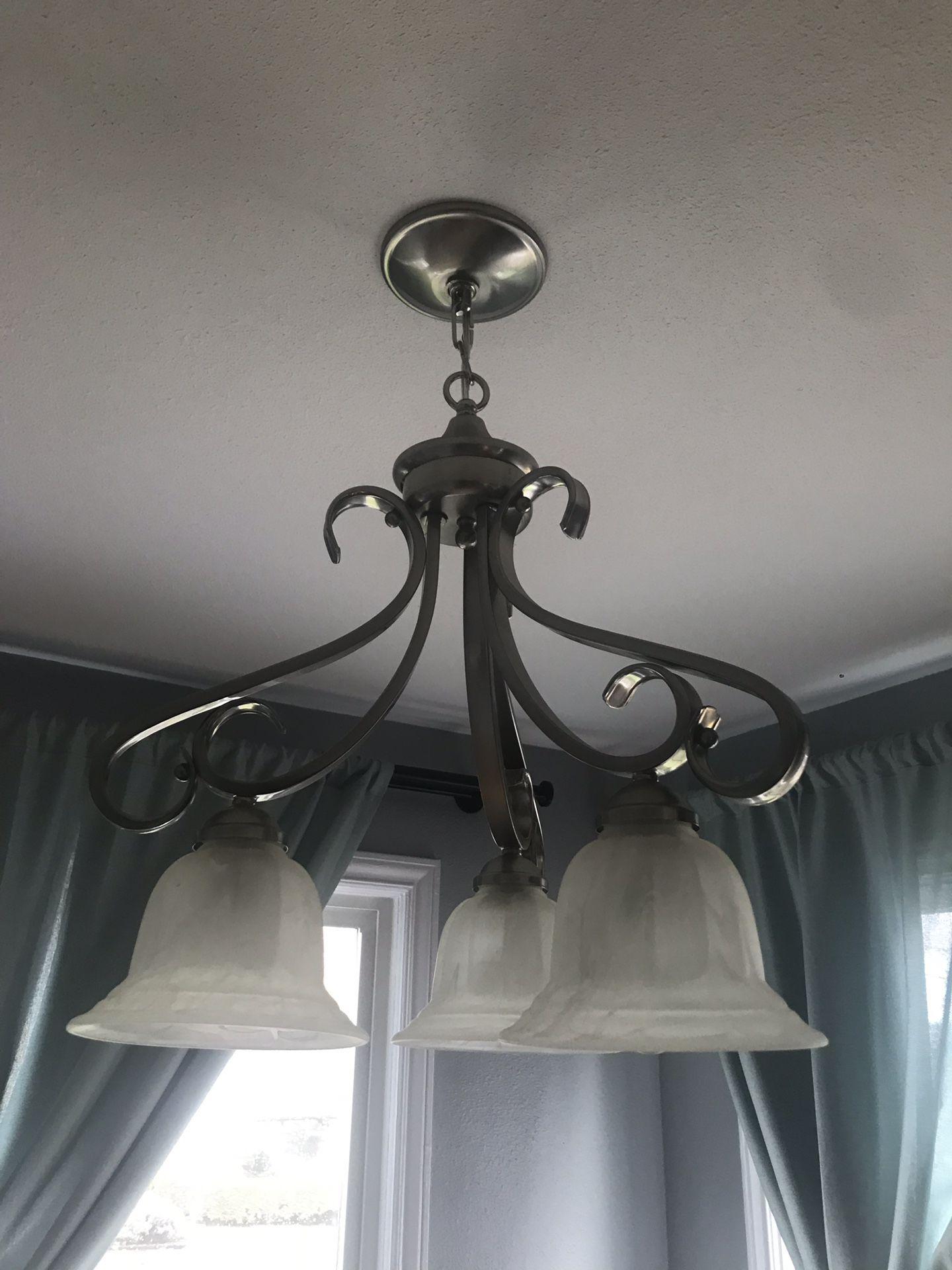 Pendant chandelier