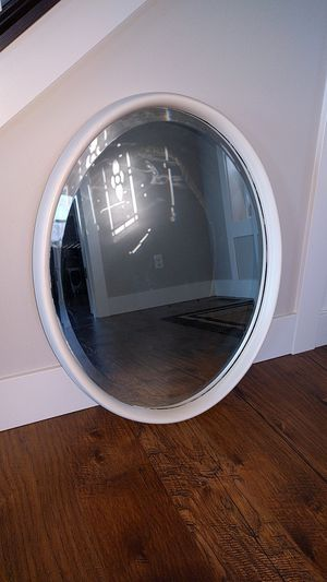 Oval antique mirror for Sale in Stanwood, WA