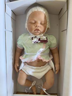 Ashton-Drake Adorable Morgan Collectible Doll Thumbnail