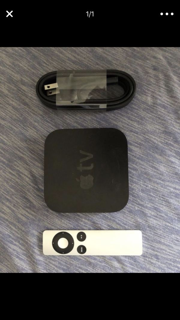 Apple TV 2nd Generation  for Sale in Pasadena, CA - OfferUp