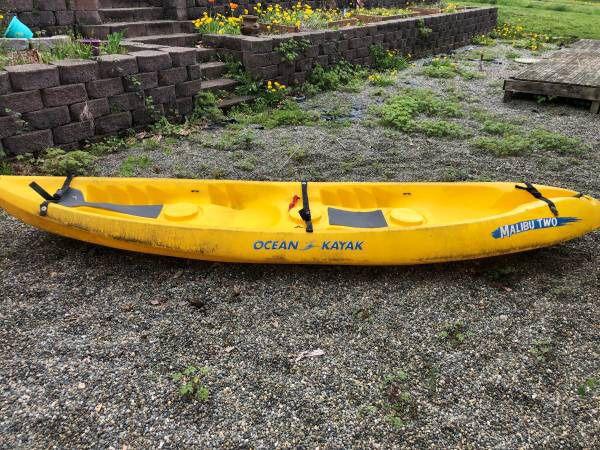 Ocean Kayak For Sale >> Malibu Two Ocean Kayak Sale Pending For Sale In Snohomish Wa
