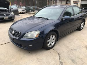 2006 NISSAN ALTIMA 2.5 S for Sale in Baltimore, MD
