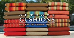Hand-made Sunbrella Replacement Cushions for Sale in Tempe, AZ