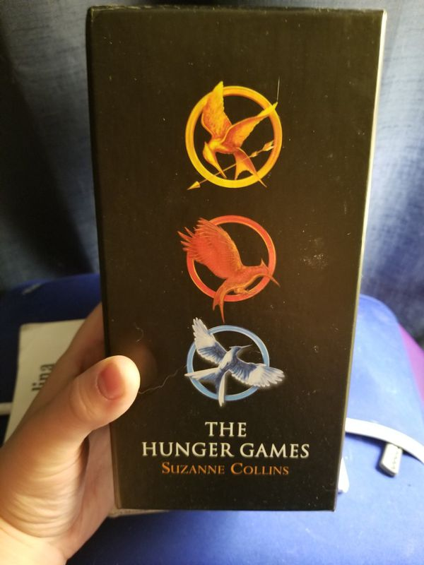 where to buy hunger games books