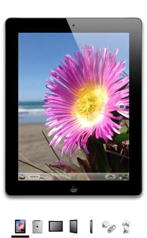 Used, Apple iPad with Retina Display MD517LL/A (32GB, Wi-Fi + AT&T, Black) 4th Generation for sale  Rogers, AR