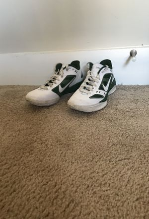 Nike hyperfuse basketball shoes size 6 women for Sale in Lynchburg, VA