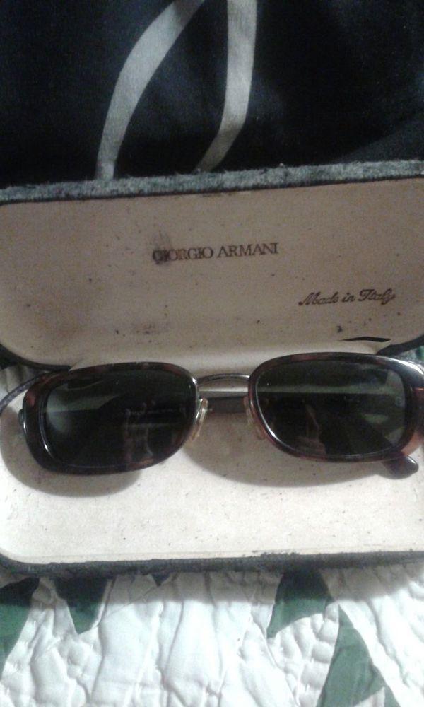 fa76cee09fd Vintage Giorgio Armani Sunglasses for Sale in Indianapolis
