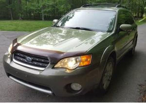2006 Subaru Outback LL BEAN ~Clean Carfax, Clean title for Sale in Upper Marlboro, MD