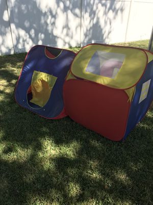 Playhouse foldable tents for Sale in Orlando, FL