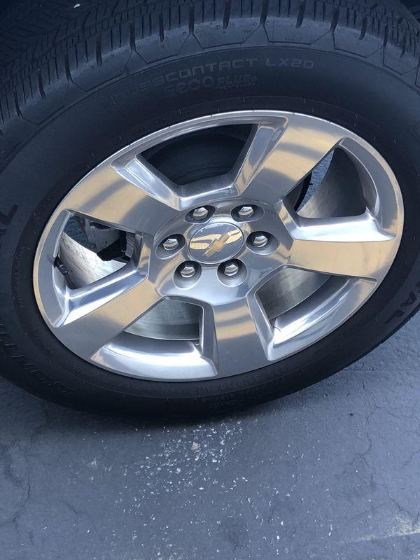 Silverado Rims For Sale In Downey Ca Offerup