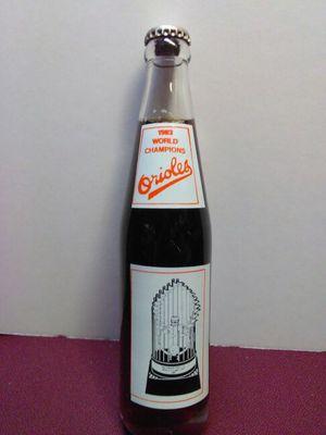 1983 Orioles World Championship Coke for Sale in Baltimore, MD
