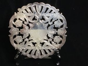 Silver Plate Trivets for Sale in Springfield, VA