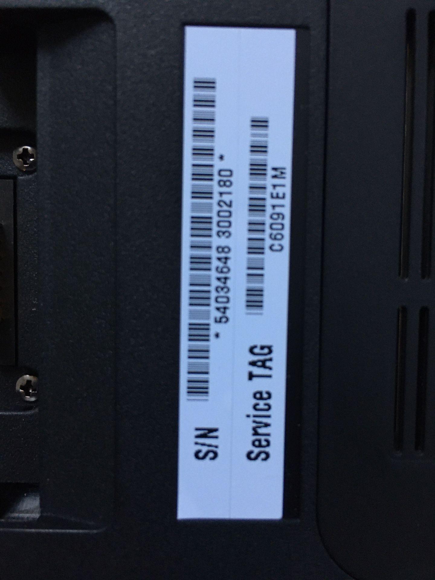 "Sony VIAO Laptop, 16.4"" Screen, i7 Core, 320GB HDD, 4GB RAM, Windows 10 Pro, SN#54034648 3002180 (New, Open Box)"
