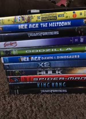Movies for Sale in Sanger, CA
