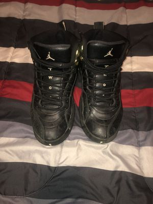 "Air Jordan 12 "" master "" size 9.5 for Sale in Pittsburgh, PA"