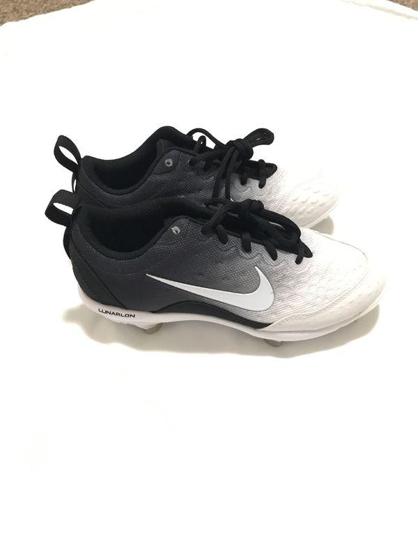 71baad8c Nike Lunar Hyperdiamond 2 pro women's softball baseball cleats size 6 NEW