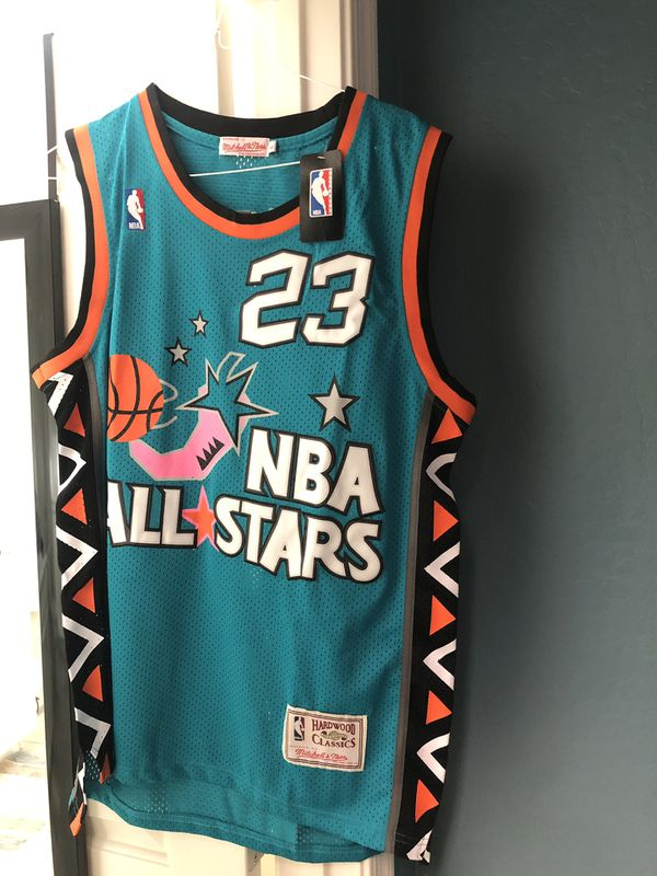 the latest 1936c 5af08 96 Michael Jordan All Star Throwback Jersey sz L - Brand New for Sale in  Phoenix, AZ - OfferUp