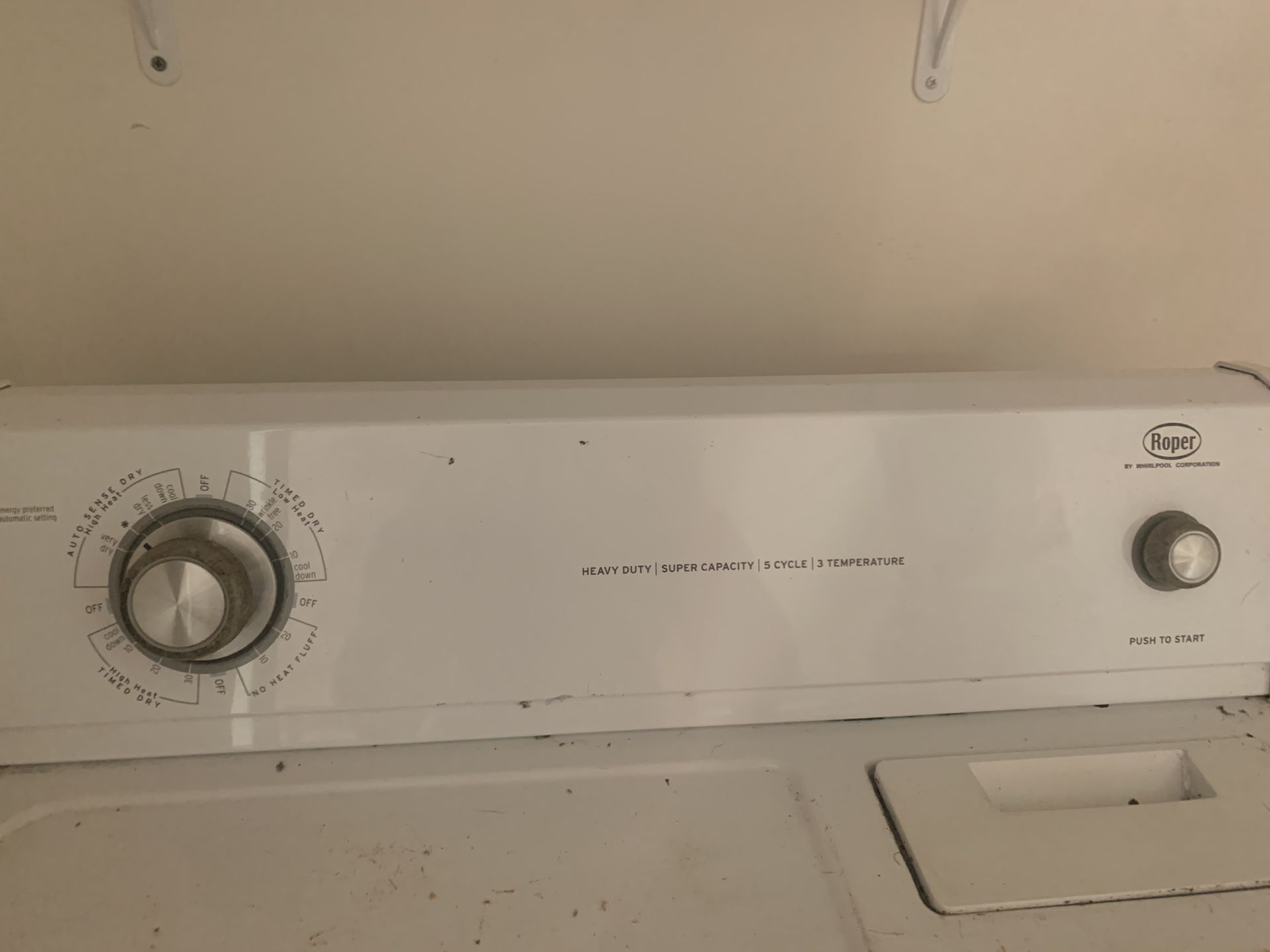 Perfectly functional dryer