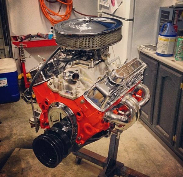 350SBC/Turbo 350 Trans For Sale In Bakersfield, CA