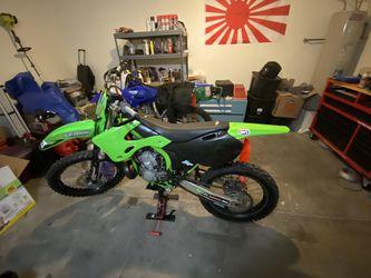 2002 Kawasaki Kx250 Thumbnail