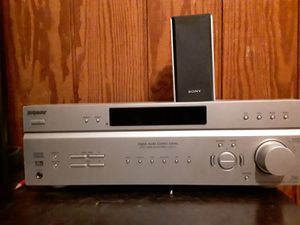 Sony 5.1 home audio system. for Sale in Crewe, VA