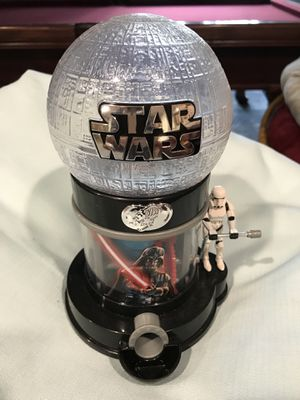 Star Wars gum ball machine for Sale in North Potomac, MD