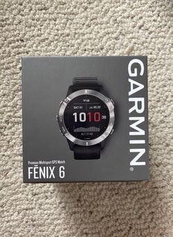 Garmin Fenix 6 MSRP  Thumbnail