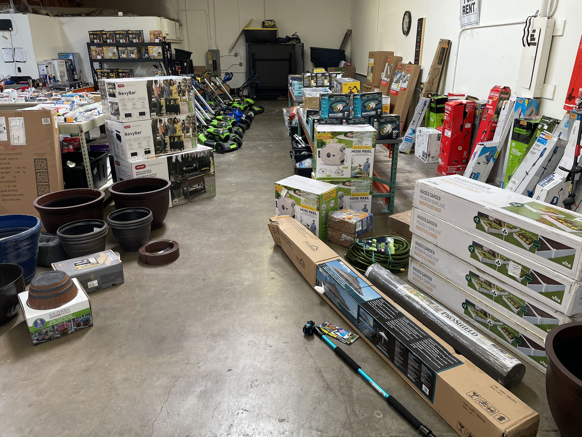 Lawn And Garden Sale 50% Off Retail Price