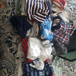 Baby Boy Clothes NB-3 Thumbnail