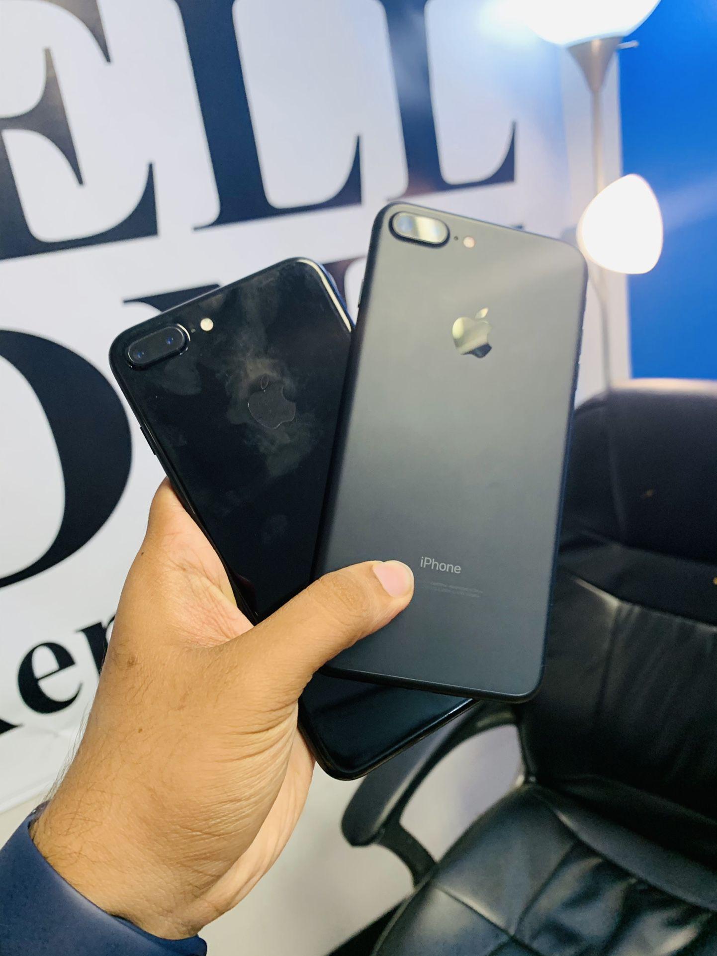 iPhone 7 Plus 128gb Unlokced