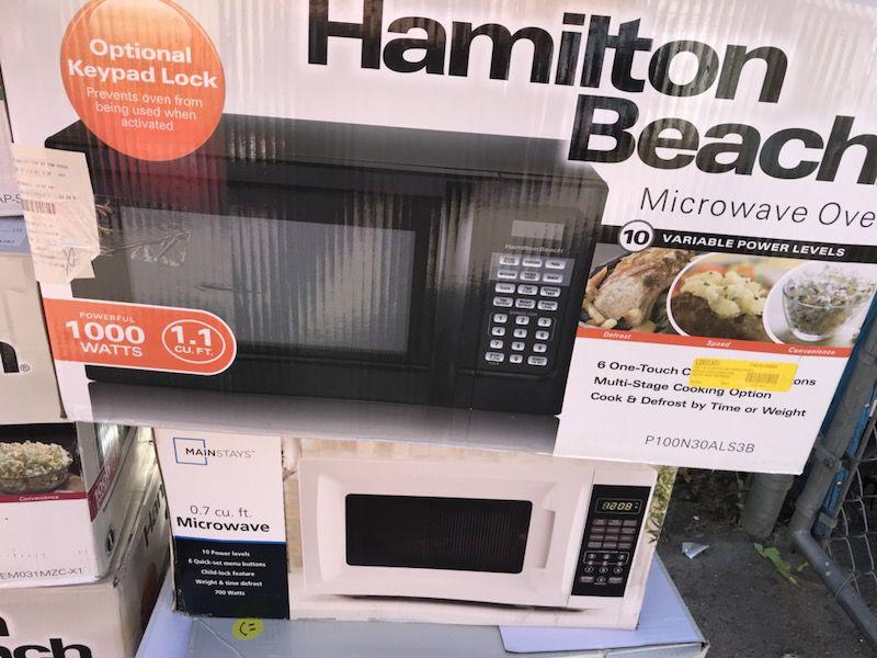 Hornos Halminton Beach 900w en Caja !!!!