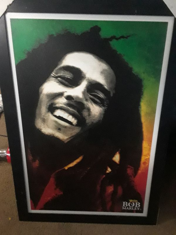 2 Bob Marley Posters For Sale In Tampa FL