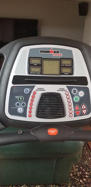 Treadmill- Ironman Edge for Sale in Clifton, VA