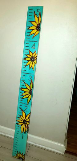 Sunflower Grow Chart Thumbnail