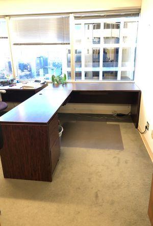 Wood desks for Sale in Seattle, WA