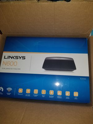 Linksys Router brand new for Sale in San Diego, CA