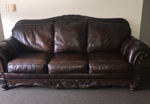 Remarkable New And Used Leather Sofas For Sale In Albany Ny Offerup Evergreenethics Interior Chair Design Evergreenethicsorg