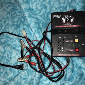Pro Max Black Widow AC/DC RC Car Battery Charger for Sale in Rancho Santa Margarita, CA